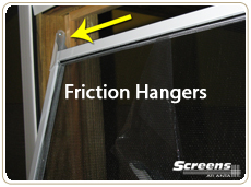 Friction Latches